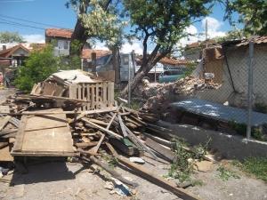 извозва строителни отпадъци