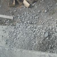 разбит бетон 3