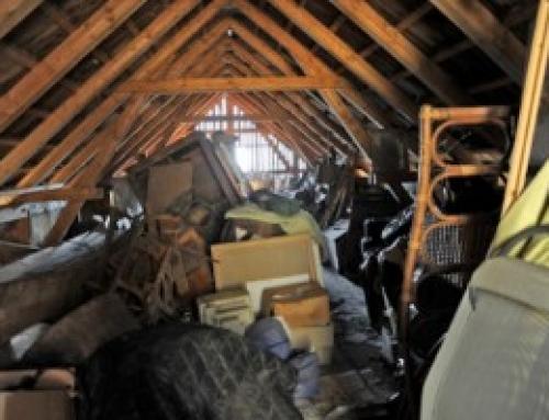 Как най-добре да почистим тавана?